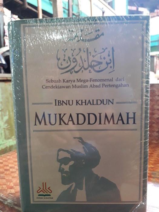 harga Mukaddimah (ibnu khaldun)original Tokopedia.com