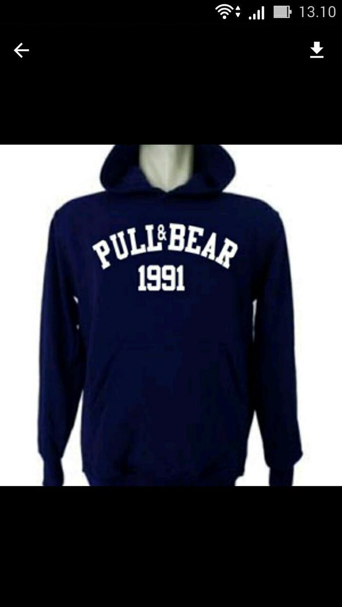 harga Hoodie-jaket-sweater pull and bear keren Tokopedia.com