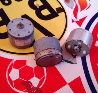Foto Produk ez. dinamo motor dc 3v - 12v dari marketzafr