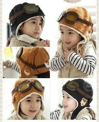 ... harga Topi pilot korea anak - korean cap bayi - kupluk gaul musim  dingin Tokopedia. cea29ae17a