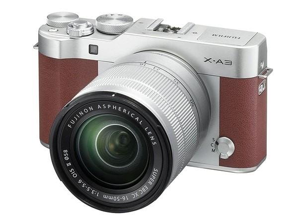 harga Fujifilm x-a3 kit 16-50mm+leather case+memory 32gb+filter Tokopedia.com