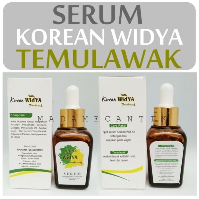 Serum Korean Widya BPOM