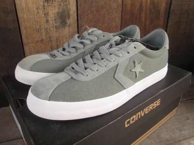 726e7d064290 Jual Sepatu Converse Breakpoint OX Olive Camo Green 155582C Original ...