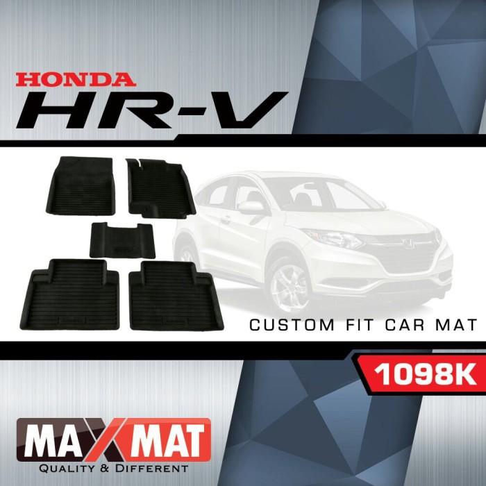 Karpet mobil 3D MAXMAT trunk tray bagasi honda HRV prestige mugen E S