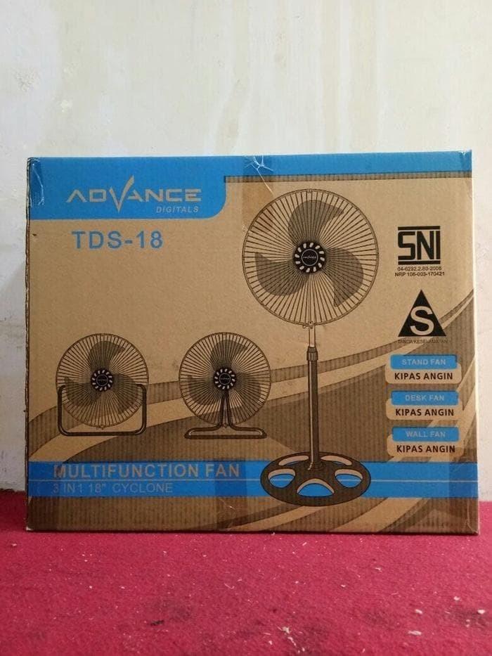 Kipas Angin Multifungsi Advance TDS-18 (18 Inch)