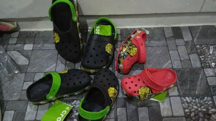 harga Sandal crocs anak ninja turtle Tokopedia.com