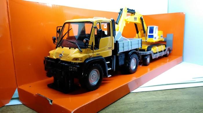 harga Miniatur truk unimog - diecast mobil truck mercedes benz unimog u400 Tokopedia.com