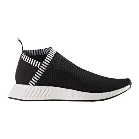 62182f1882e23 Jual Adidas NMD CS2 Core Black Shock Pink Original Sneakers ...