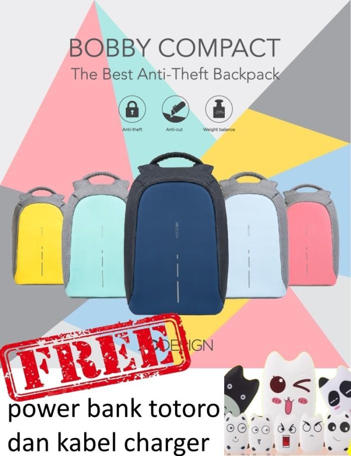 harga Xd-design bobby backpack,tas anti maling, anti theft bag original Tokopedia.com