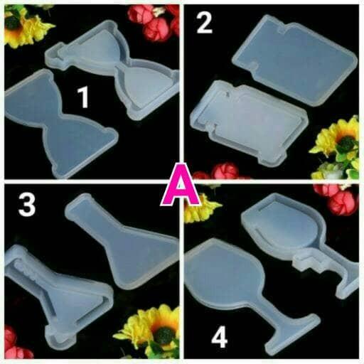 harga Cetakan resin water injection bahan kerajinan tangan bahan craft Tokopedia.com