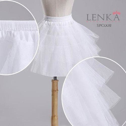 harga Petticoat pengembang mini dress (3layer) l lenka - spc002 Tokopedia.com