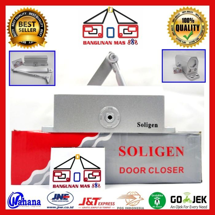 harga Door closer soligen bagus - door stop soligen murah - hidrolik pintu Tokopedia.com