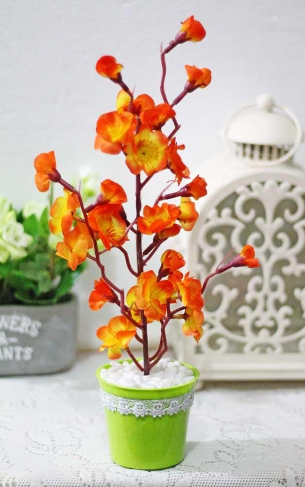 harga Bunga plastik artificial artifisial palsu sakura shabby chic 4c Tokopedia.com