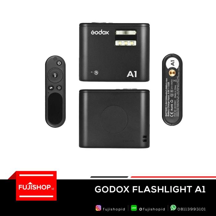Jual Godox A1 Smartphone Flash For Iphone Harga Promo Terbaru