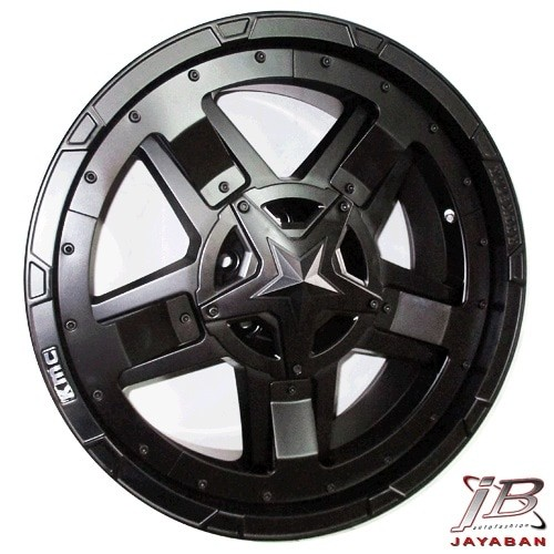 harga Velg racing ring 20 inch rep. rockstar3 +  ban mobil gt radial Tokopedia.com