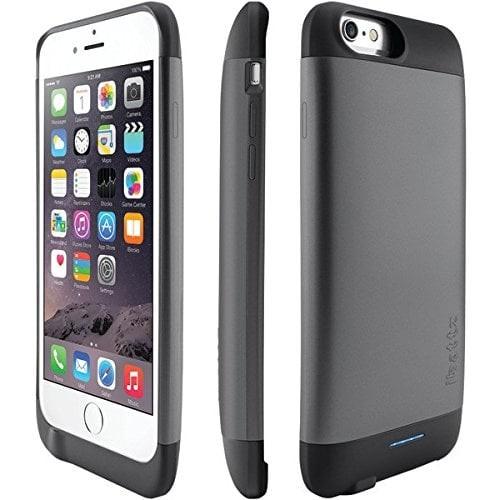 Jual Refuel Invictus Removable Battery Case – Grey (3200mah) – Mfi Harga Promo Terbaru