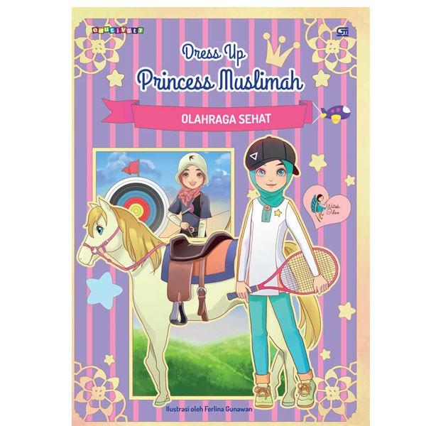 harga Dress up princess muslimah: olahraga sehat Tokopedia.com