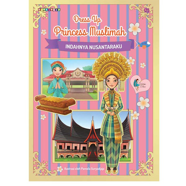 harga Dress up princess muslimah: indahnya nusantaraku Tokopedia.com