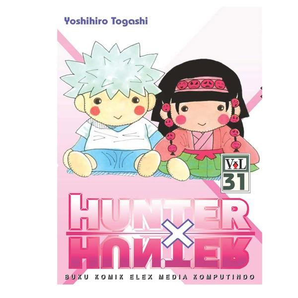 Jual Hunter X Hunter 31 Harga Promo Terbaru