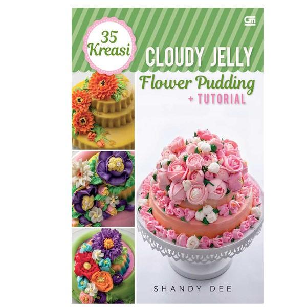 harga 35 kreasi cloudy jelly flower puding + tutorial Tokopedia.com