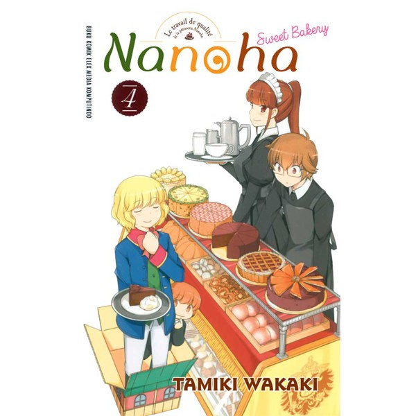 Jual Nanoha Sweet Bakery 4 Harga Promo Terbaru