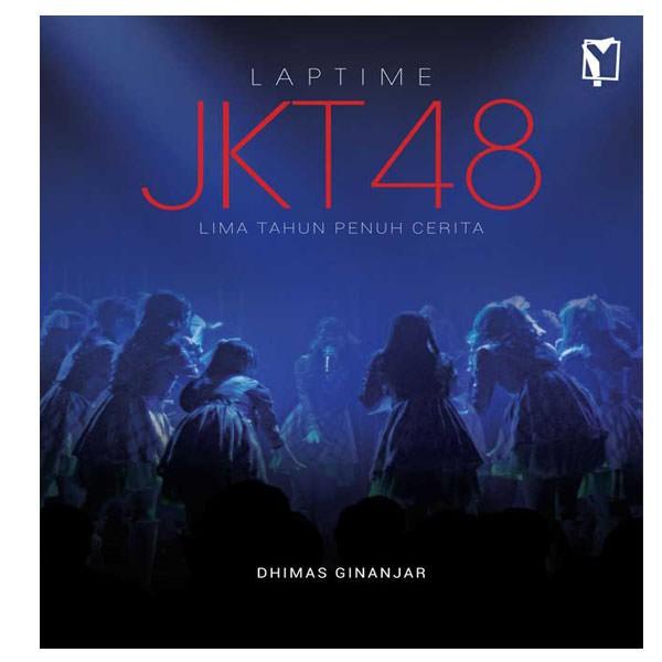 harga Laptime jkt48 lima tahun penuh cerita Tokopedia.com