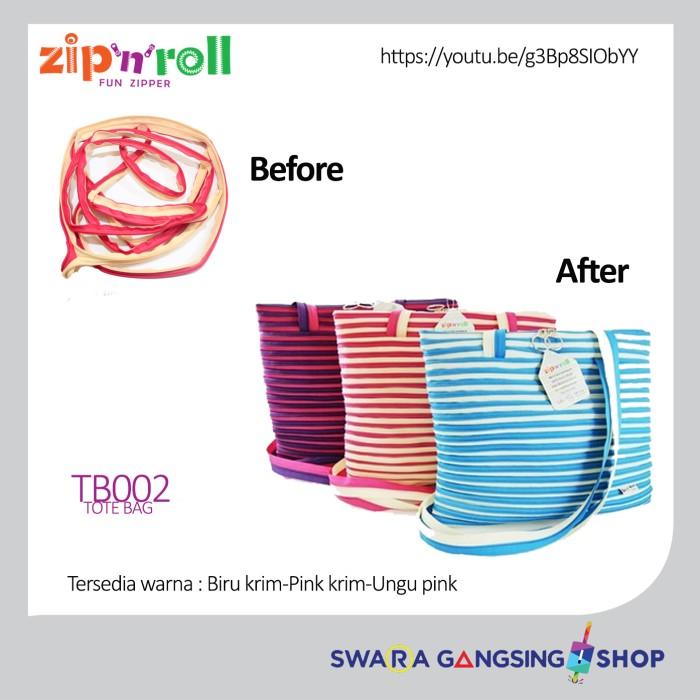 harga Hand bag / zip n roll / souvenir tb002 Tokopedia.com