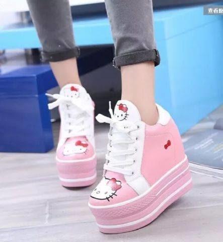 harga Sepatu boots hello kitty wanita hild pb33 Tokopedia.com