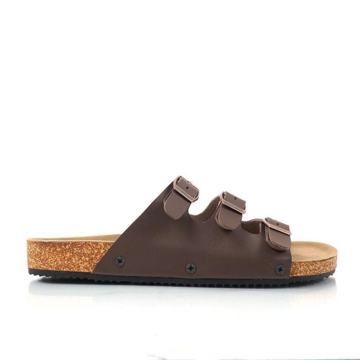 harga Sendal sandal original goodness gdns casual flow pria -coklat- Tokopedia.com