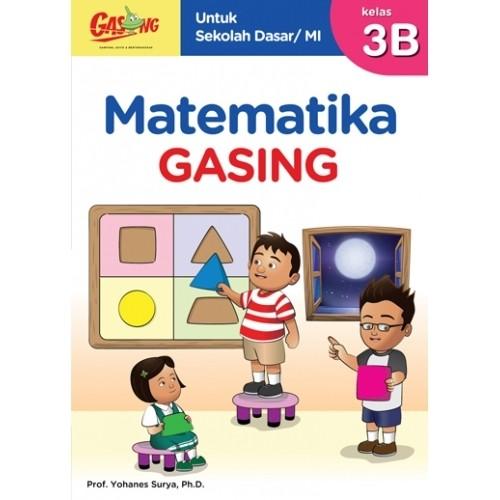 Foto Produk Matematika Gasing SD 3B + CD dari Claudhia Store