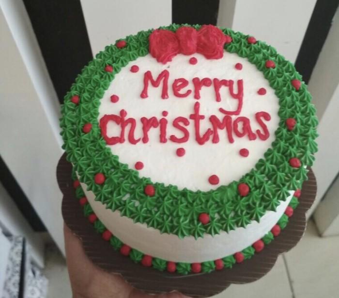 harga Cake natal diameter 14cm Tokopedia.com
