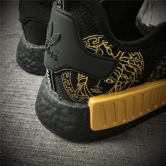 on sale 21d7e 55582 Jual Promo Adidas Versace x NMD Black Gold UA - Kab. Bogor - impor.id |  Tokopedia
