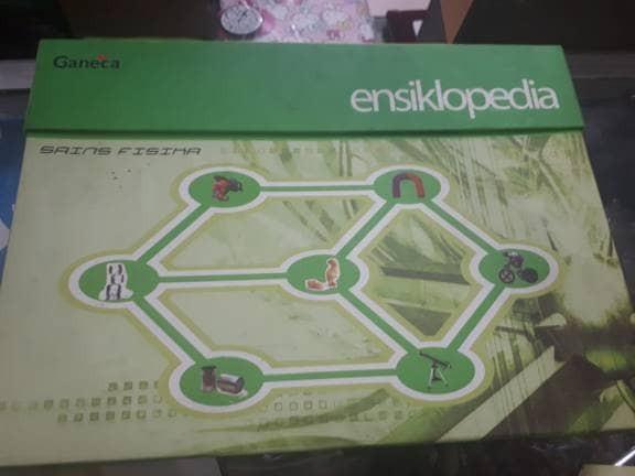 harga Ensiklopedia sains fisika Tokopedia.com