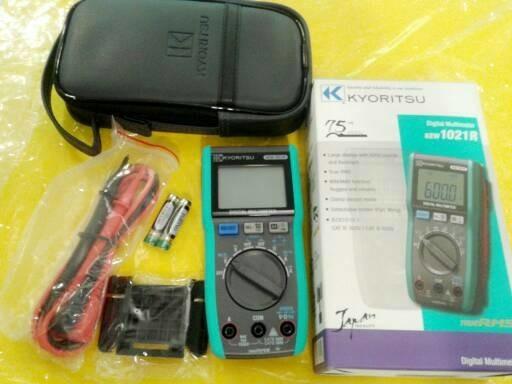 harga Kyoritsu 1021r multimeter digital avometer japan original multi tester Tokopedia.com
