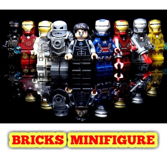 harga Minifigure iron man ironman super heroes minifigures lego pogo xinh sy Tokopedia.com