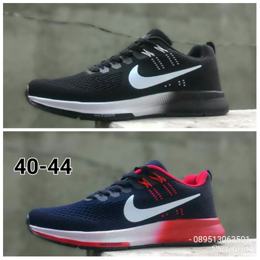 Jual Sepatu Olahraga Pria Nike Zoom Impor Vietnam  242598b66a