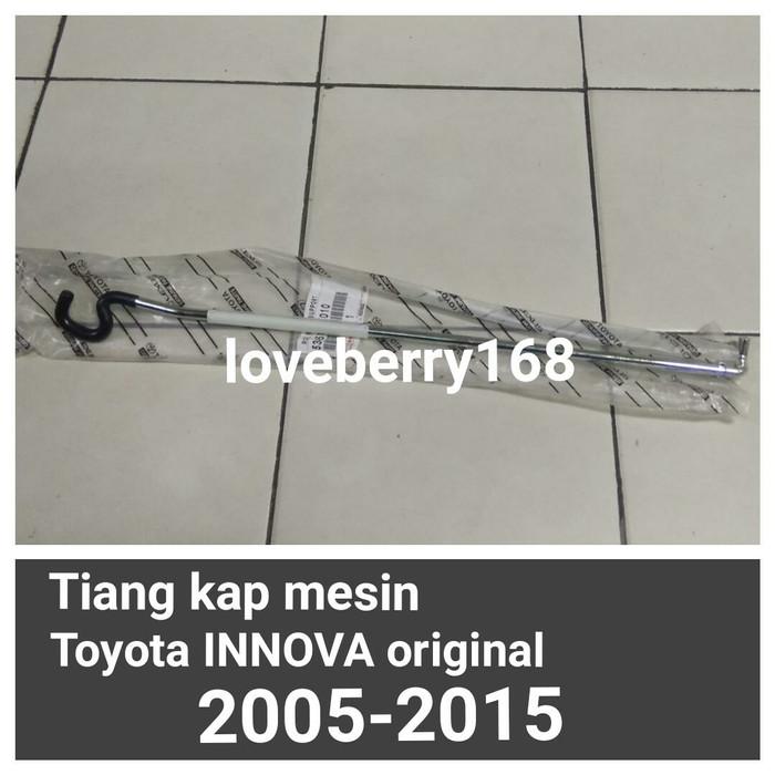 harga Besi tiang penyangga kap mesin toyota innova 2005-2015 original Tokopedia.com