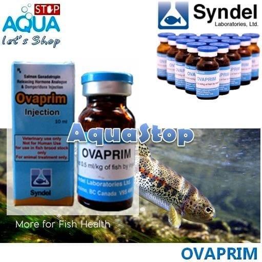 harga Ovaprim produk syndel aquatic science technology from canada Tokopedia.com