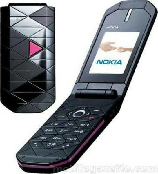 harga Handphone lipat jadul koleksi nokia 7070 murah handphone langka Tokopedia.com