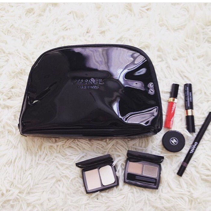 b557b6d2d91d99 Jual chanel pouch tempat make up - lamer skin care | Tokopedia