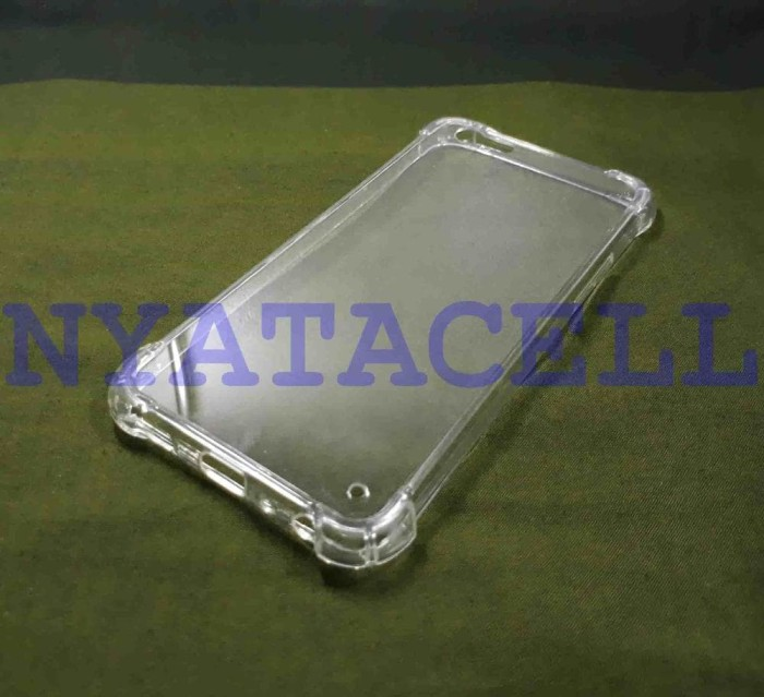 Clear Tempered Glass Source · TRENDY Case Anticrack Fiber Oppo A57 Anti Crack .