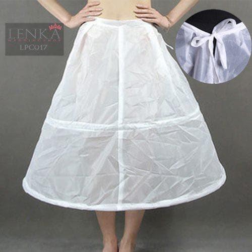 harga Rok petticoat pengembang rok gaun pesta (2ring) l lenka - lpc017 Tokopedia.com