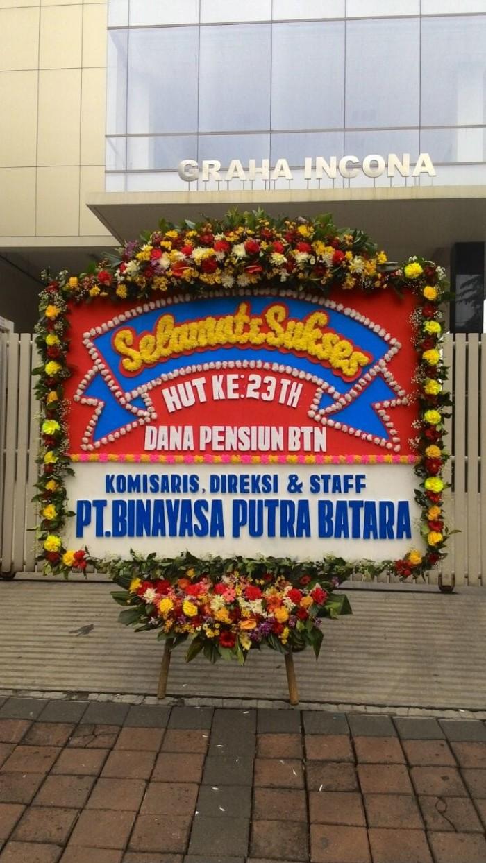 Jual Karangan Bunga Ucapan Selamat Model 1 Kota Tangerang Selatan Toko Jlc Tokopedia