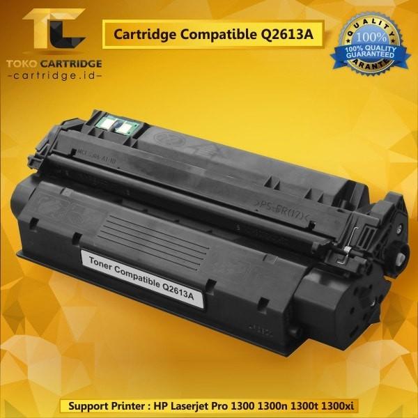 harga Toner hp 13a q2613a printer hp laserjet pro 1300 1300n 1300t 1300xi Tokopedia.com