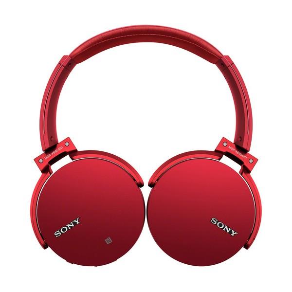 Jual Sony Mdr-Xb950b1 Extra Bass Bluetooth Headphone – Merah Harga Promo Terbaru