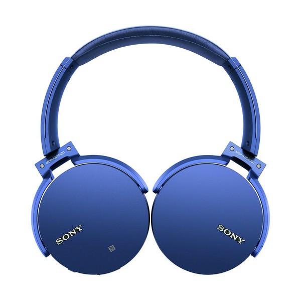 Jual Sony Mdr-Xb950b1 Extra Bass Bluetooth Headphone – Blue Harga Promo Terbaru