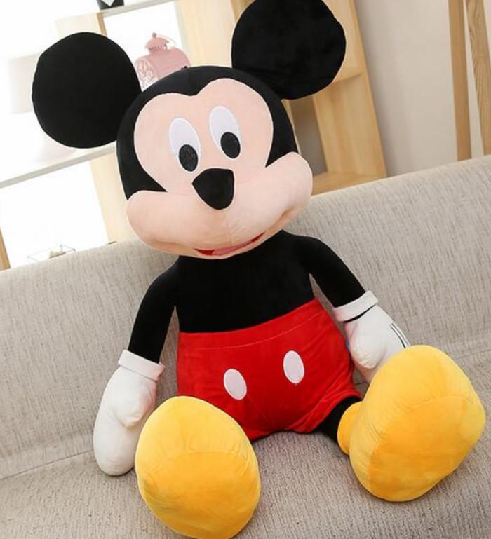 Jual (Murah) Boneka Mickey Mouse 40cm Boneka Disney Boneka Minnie ... 7ccc3515d0