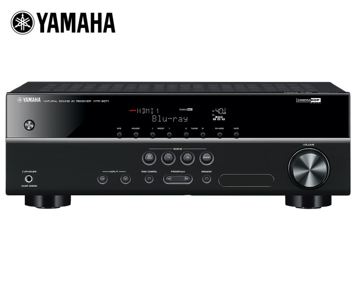 harga Yamaha htr 2071 5.1ch hd audio home theater receiver Tokopedia.com