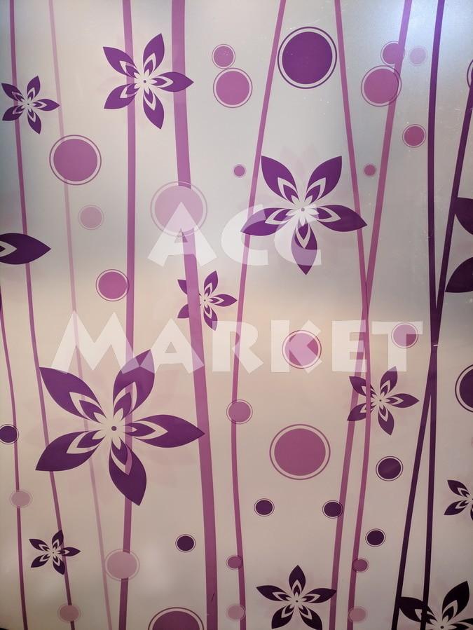 harga Fiber pelapis pagar motif bunga ungu penutup tutup plastik piber viber Tokopedia.com
