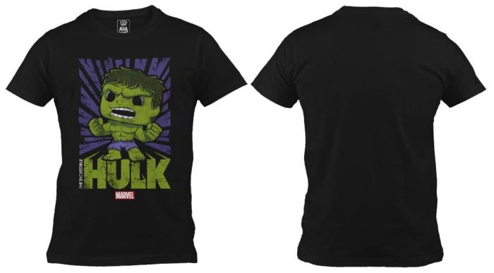harga Funko pop! tees tshirt kaos baju murah hulk 01 superheroes marvel Tokopedia.com